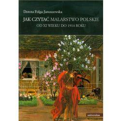 Jak czytać malarstwo polskie (opr. broszurowa)