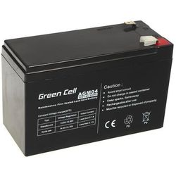 Akumulator AGM 12V 7Ah Green Cell