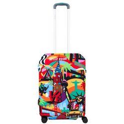 BG Berlin pokrowiec na małą walizkę / rozmiar S / American Way - American Way
