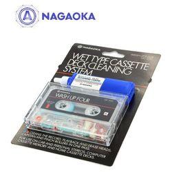 Nagaoka QC-220 -kaseta czyszcząca do magnetofonu