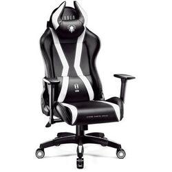 Fotel DIABLO CHAIRS X-One Horn (XL) Czarno-biały