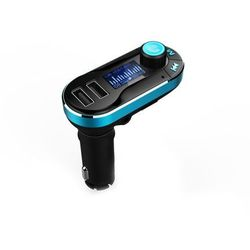 "TRANSMITER FM samoch. z funkcją BT ekran 1.4"" pilot USB/SD BT-10 ART"
