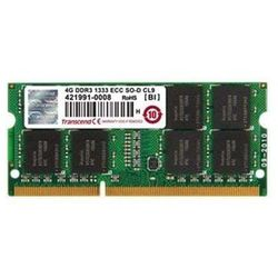 Transcend DDR3-1600 MHz - 4 GB