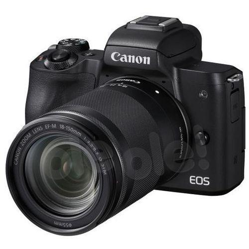 Aparaty kompaktowe, Canon EOS M50