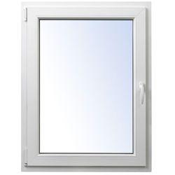 Okno PCV rozwierno-uchylne 865 x 1135 mm lewe