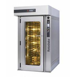 Elektryczny piec piekarniczy rotacyjny R14E   25,5kW   wym. kom. 1150x1500x(H)2490mm