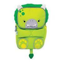 Tornistry i plecaki szkolne, Plecak Toddlepak Trunki (Dinozaur Dudley zielony)