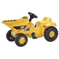 Traktory dla dzieci, Rolly Toys Traktor Kid Dumper CAT