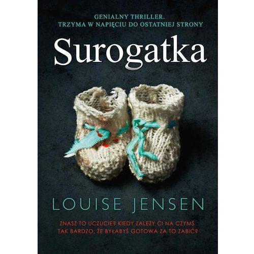 E-booki, Surogatka - Louise Jensen (MOBI)