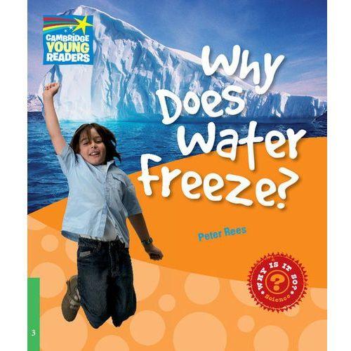 Książki do nauki języka, CYRF Why Does Water Freeze? (lp) (opr. miękka)
