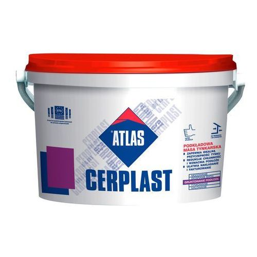Podkłady i grunty, Podkład pod tynki Atlas Cerplast 15 kg