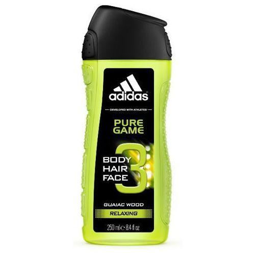 Pozostałe zapachy męskie, Pure Game Shower gel 250ml