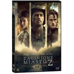 Zaginione miasto Z (DVD) + Książka