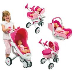Smoby Wózek dla lalek Spacerówka 5w1 Maxi Cosi Quinny 550389