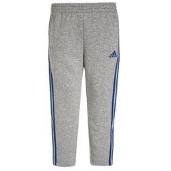 adidas Performance Spodnie treningowe medium grey heather/collegiate royal