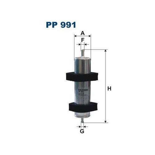 Filtry paliwa, PP991 FILTR PALIWA AUDI 2,OTDI FILTRON