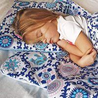 Śpiworki dziecięce, Śpiworek przedszkolaka india + worek