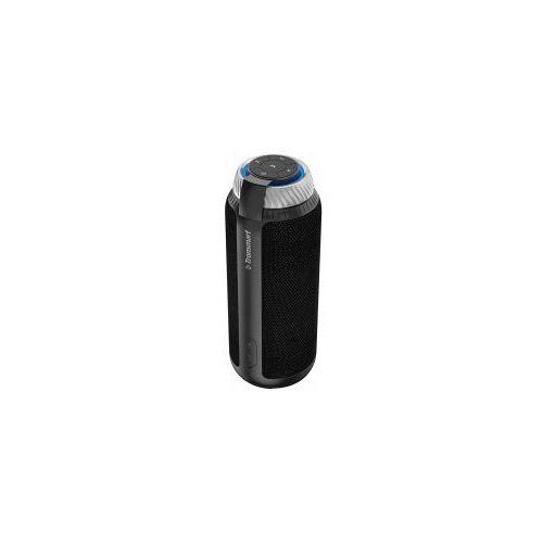 Stacje dokujące do odtwarzaczy, Przenośny głośnik Bluetooth Tronsmart Element T6 25W z dźwiękiem 360 stopni Stereo i wbudowanym mikrofonem - Czarny