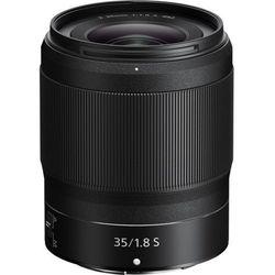 Obiektyw NIKON Nikkor Z 35mm f/1.8 S + Zamów z DOSTAWĄ JUTRO!
