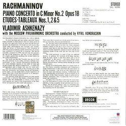 Rachmaninov Piano Conc. 2