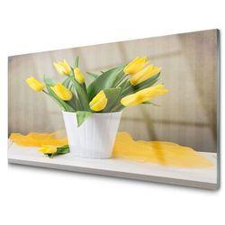Obraz Akrylowy Tulipany Kwiaty Roślina