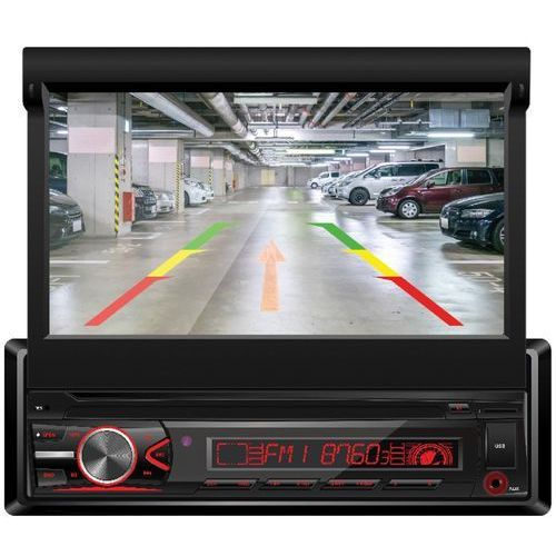 Samochodowe odtwarzacze multimedialne, Radio samochodowe VORDON AC-5201G Boston DARMOWY TRANSPORT