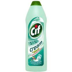 CIF Mleczko do czyszczenia CREAM BLEACH 700ml, zielony