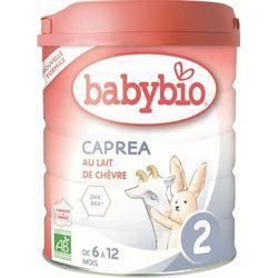 Mleko kozie następne od 6 do 12 miesięcy BIO 800 g BABYBIO
