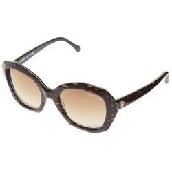 Roberto Cavalli Alanthfar Okulary przeciwsłoneczne Brązowy UNI Przy zakupie powyżej 150 zł darmowa dostawa.