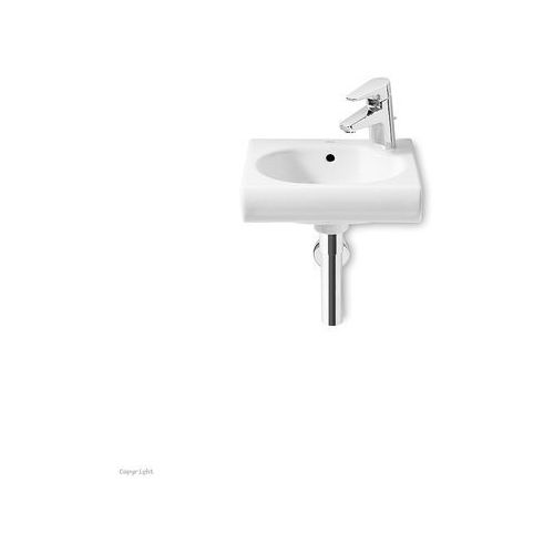 Umywalki, Umywalka 35 x 32 cm Roca Meridian-N Compacto A327249000