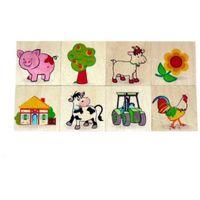 Gry dla dzieci, HESS Gra pamięciowa Memo Farma