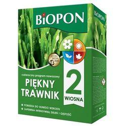 Nawóz Biopon Piękny Trawnik Wiosna 2 kg