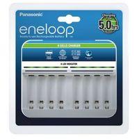 Ładowarki do akumulatorków, Ładowarka Panasonic Eneloop BQ-CC63