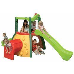 Little Tikes Małpi Gaj Duży plac zabaw dla dzieci zjeżdżalnia tunel fort