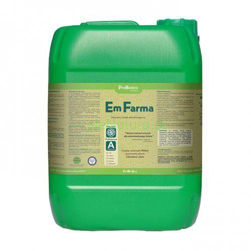 Odżywki i nawozy, PROBIOTICS EmFarma kanister 10 litrów