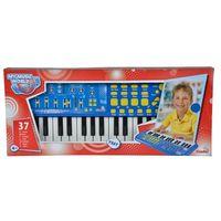 Instrumenty dla dzieci, My Music World Duży Keyboard