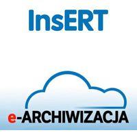 Programy kadrowe i finansowe, Abonament na e-Archiwizacje dla InsERT 60 GB