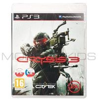 Gry na PS3, Crysis 3 (PS3)