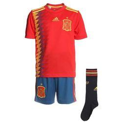 adidas Performance FEF SPAIN YOUTHKIT SET Krótkie spodenki sportowe red/bogold