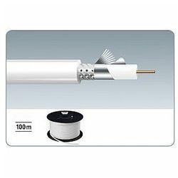 Pro Coax- antenna cable 100 dB (CU) - 100m