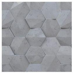 Kamień elewacyjny PLAYA / HEXAGON 3D 19,5 x 17 cm STEINBLAU