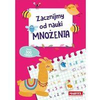 Literatura młodzieżowa, Zacznijmy od nauki mnożenia - książka (opr. broszurowa)