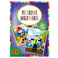 Kolorowanki, Malowanka Piaskowa Policjant Strażak 2093