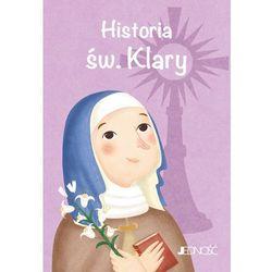 Historia św. Klary (opr. broszurowa)