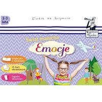 Książki dla dzieci, ŚWIAT MALUCHA EMOCJE KAPITAN NAUKA - Opracowanie zbiorowe (opr. kartonowa)