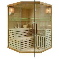 Sauna fińska z piecem EA3C