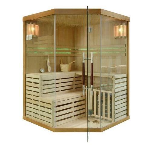 Sauny, Sauna fińska z piecem EA3C
