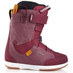 buty snowboardowe DEELUXE - Ray Lara Cf Bordeaux (9090) rozmiar: 37.5