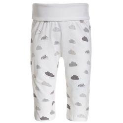Sanetta fiftyseven PANTS BABY UNISEX DAYDREAM KATA Spodnie materiałowe ivory