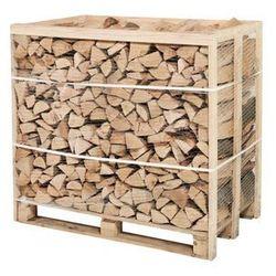 Drewno opałowe PREMIUM 1 SKRZYNIOPALETA 420 kg